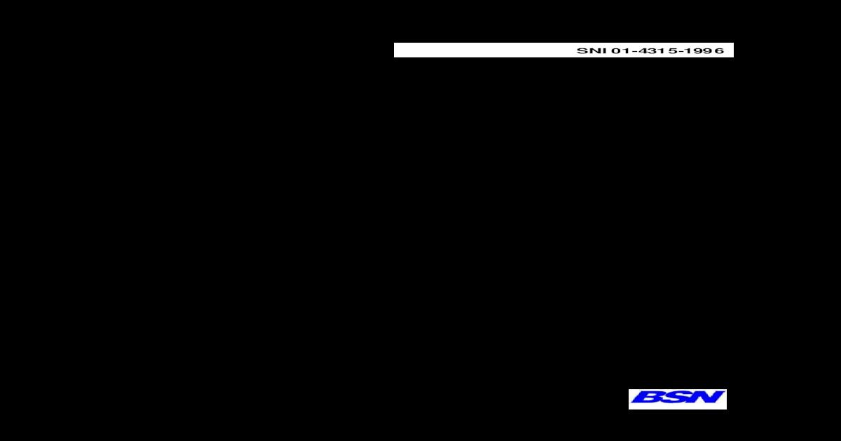 Sni Kripik Pisang Pdf Document