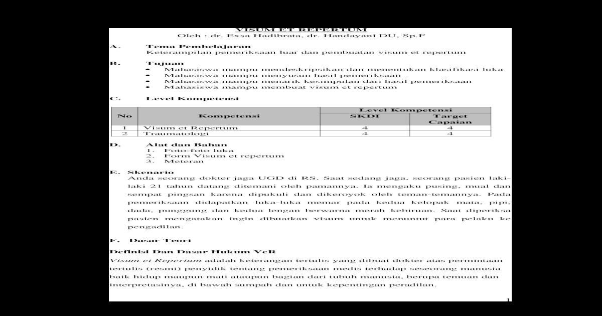 Buku Csl Blok Emergency Doc Document