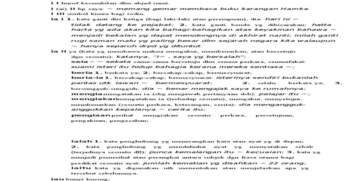 Kamus Dewan I - [PDF Document]