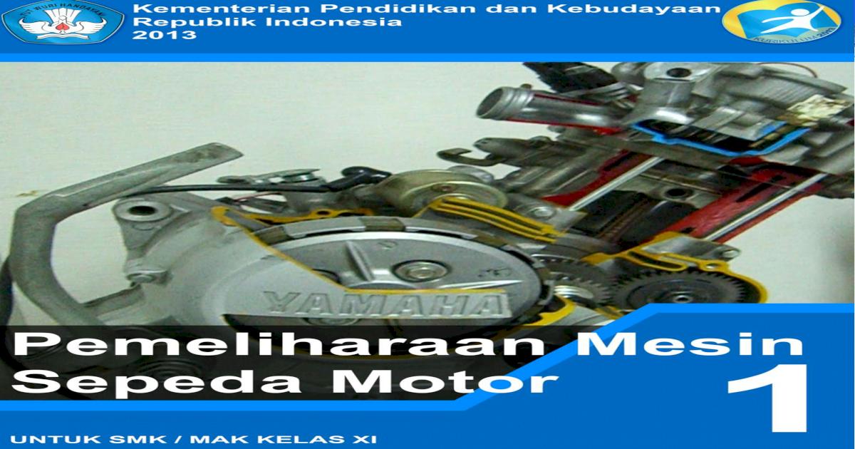 Pemeliharaan Mesin Sepeda Motor Pdf Document