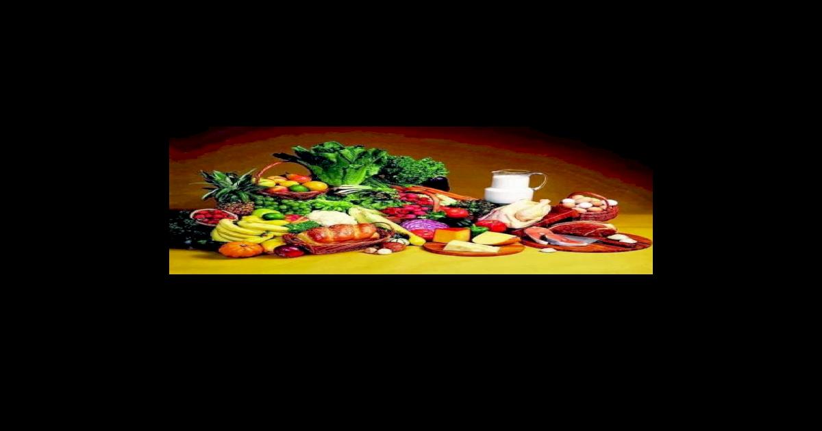 Menu Makanan Sehat Bergizi Seimbang Docx Document
